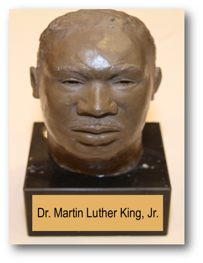 Martin Luther King Jr. Bust